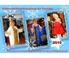 """""""Weihnachts – Winter- Wunderland der Travestie """""""