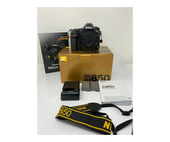Nikon D850 Kamera in einwandfreiem Zustand