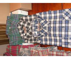 Restbestände Arbeitskleidung