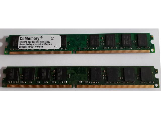 2 x Speicher Ram DDR2 je 2GB