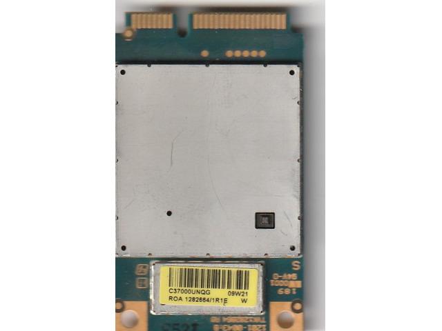 WLAN Karte für Netbook Lenovo Ideapad S10